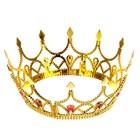 Венец королевы золотистый