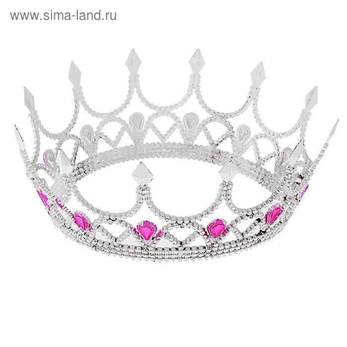 Венец королевы серебристый