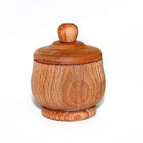 Солонка деревянная, малая