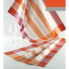 Набор полотенце для кухни 5 шт. KOCHFEST terra/bordeaux 50x70, 60г/м, хл100%