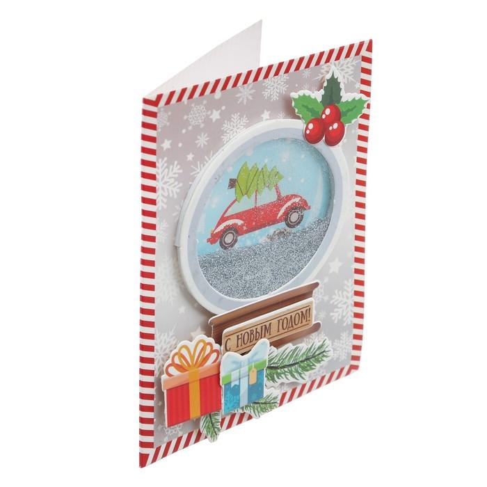 Тему девочки, скрапбукинг новогодние открытки набор