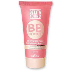 BB creme for bielita young, universal tone.