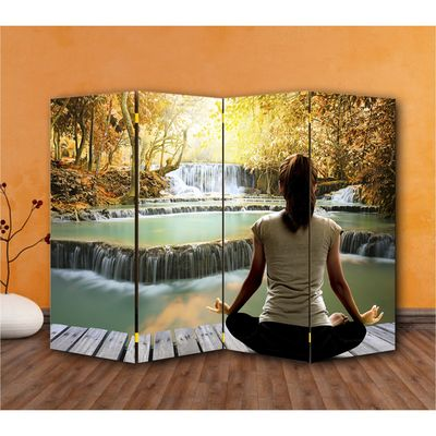 """Ширма """"Медитация"""", 200 × 160 см"""