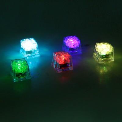 """Сувенир """"Лед"""" световой с датчиком прикосновения с водой"""