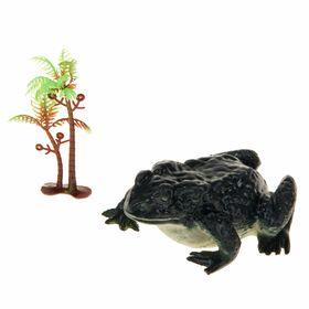 Растущие животные «Жаба» Гигант с деревцем