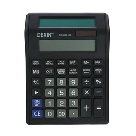 Калькулятор настольный, 12-разрядный, CT-8122-99, двойное питание, двойной циферблат в Донецке