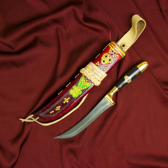 Пчак Шархон, рукоять из кости и рога