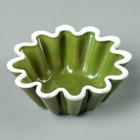 Форма для выпечки 12,5 см зеленый