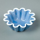 Форма для выпечки 12,5 см голубой МИКС