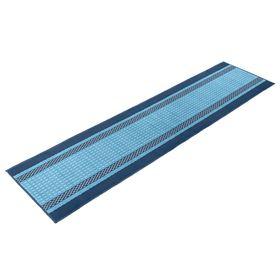 Ковёр Madrid, цвет синий, на латексной основе