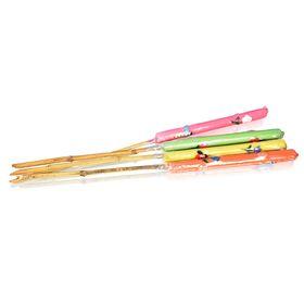 Антимоскитная свеча ароматизированная уличная на трости, цвет МИКС