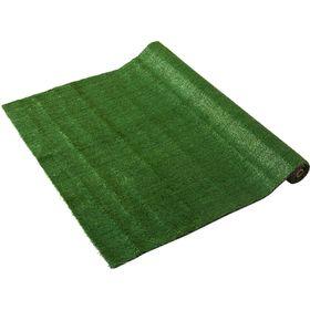 Искусственная трава, 150х400 см, цвет зелёный