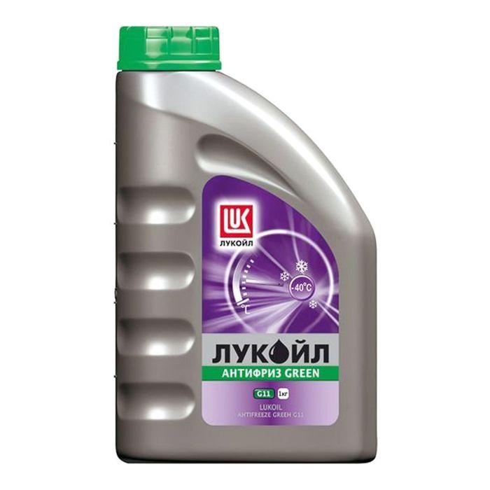 """Антифриз """"Лукойл G11 Green"""", 1 кг"""