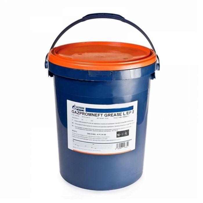 Многофункциональная литиевая смазка Gazpromneft Grease L EP 2, 20 л