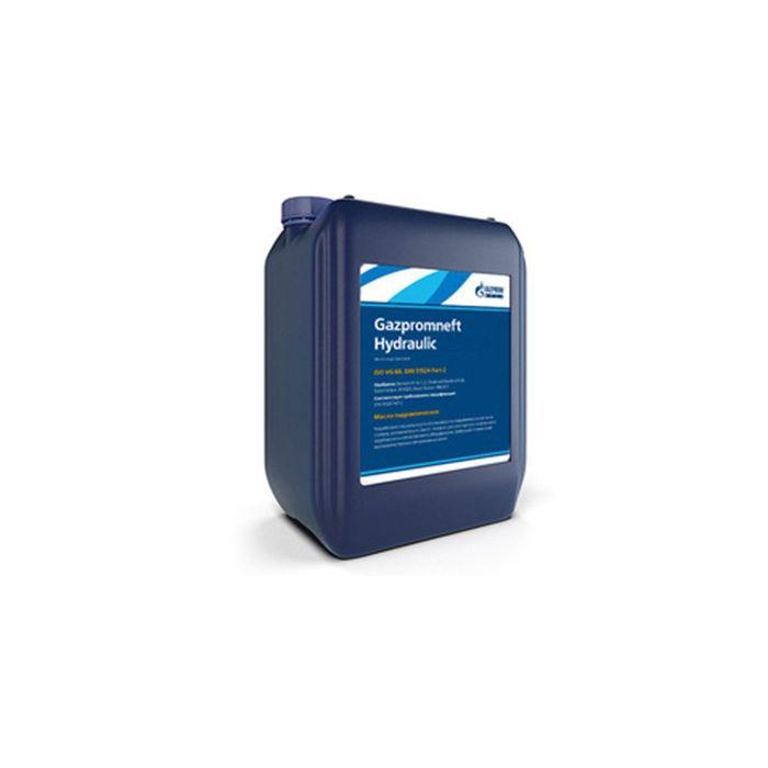 Гидравлическое масло Gazpromneft Hydraulic HVLP-15, 20 л