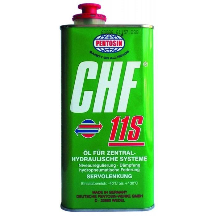 Гидравлическое масло PENTOSIN CHF 11S, 1 л