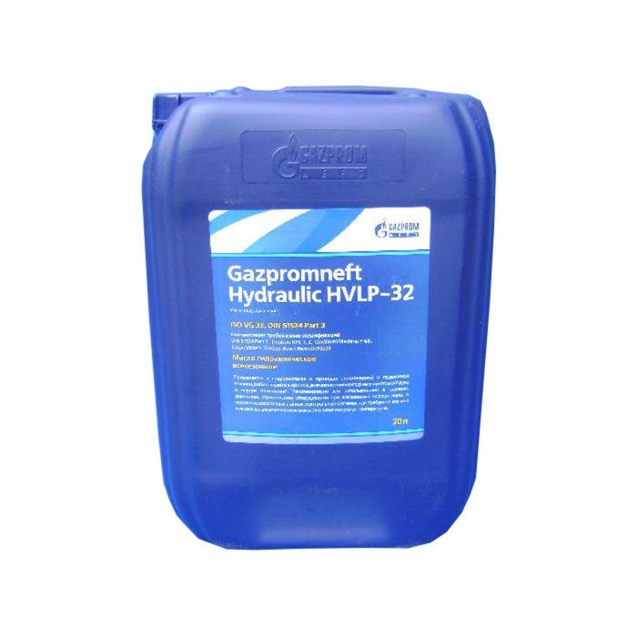 Гидравлическое масло Gazpromneft HLP-32, 20 л
