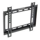 """Кронштейн ARM Media STEEL-5, для ТВ, фиксированный, 15""""-47"""", 20 мм от стены, черный"""