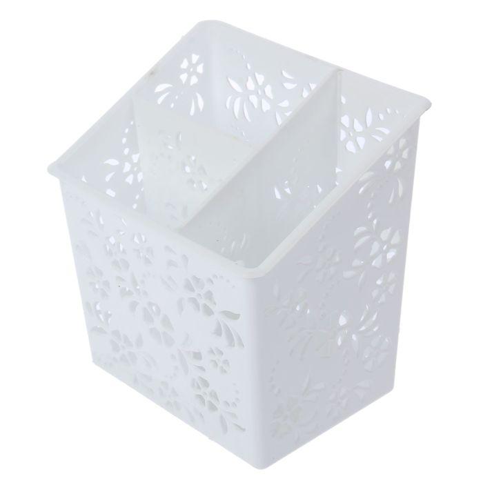 Подставка универсальная, цвет белый