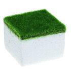 Основа для композиций с зелёным напылением 6,2*4,7 см