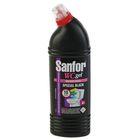 Cанитарно-гигиеническое cредство Sanfor WС гель, speсial black, 1000 г