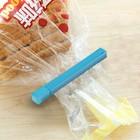 Набор зажимов для пакета 11,5 см, 5 шт, цвет МИКС