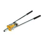 Заклёпочник VOREL, силовой, с удлиненными ручками, заклепки 3.4, 4.0, 4.8, 400 мм