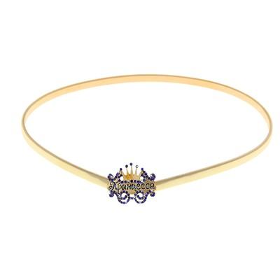 "Belt ladies ""Princess"", 66х1 cm"