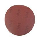 Круги шлифовальные сплошные FIT (липучка), алюминий-оксидные, 125 мм, 5 шт, Р240