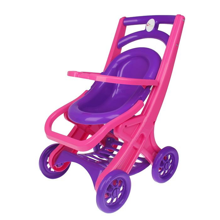 Прогулочная коляска для кукол, МИКС