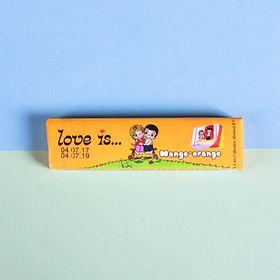 Жевательные конфеты Love is «Манго-апельсин», 25 г