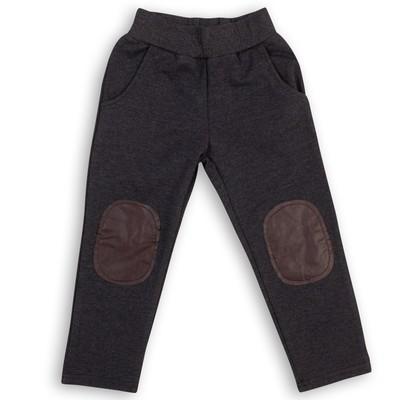 """Брюки для мальчика """"Полярный круг"""", рост 104 см (54), цвет тёмно-серый"""
