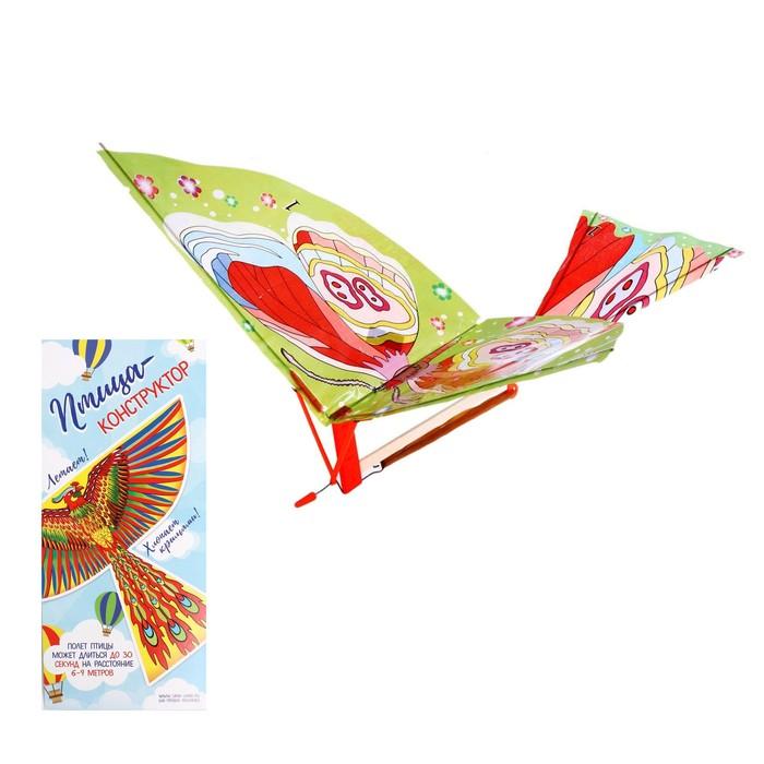 Летающая птица «Ассорти», цвета МИКС