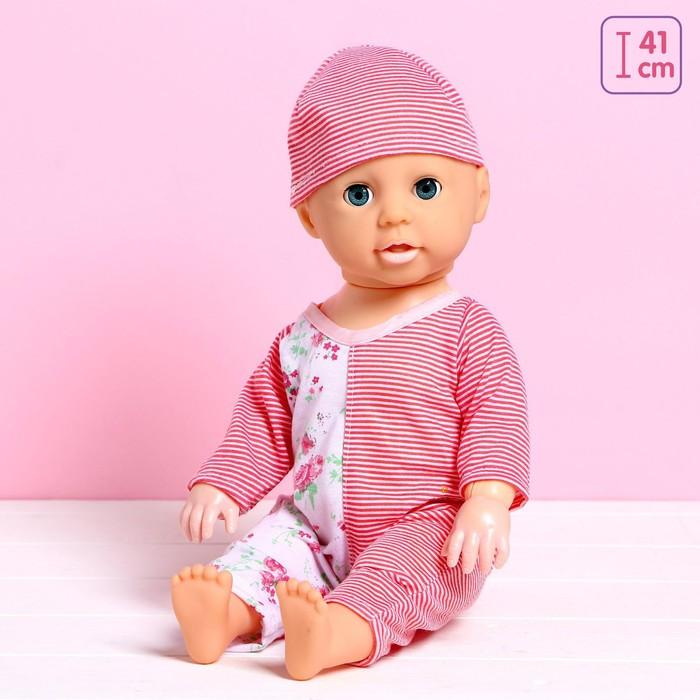Интерактивный пупс «Малыш», ползает, ходит, звуковые функции