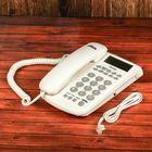 Проводной телефон RITMIX RT-440, поддержка hands-free, FSK/DTMF Caller ID, белый