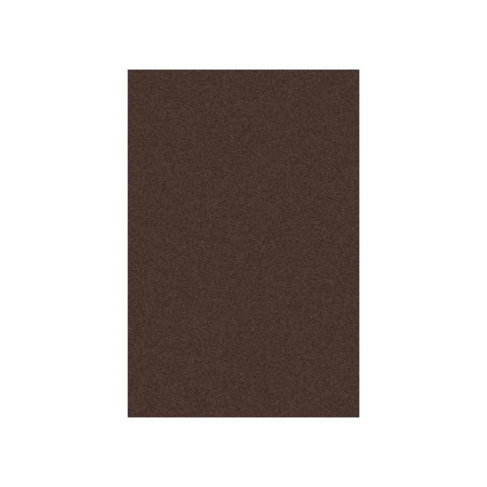 Ковёр Фризе ПП PLATINUM_t600, 0,8*1,5, прямоугольный, BROWN MР