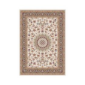 Прямоугольный ковёр Shahreza d210, 200 х 285 см, цвет cream-brown