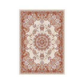 Прямоугольный ковёр Shahreza d210, 200 х 285 см, цвет cream-terra