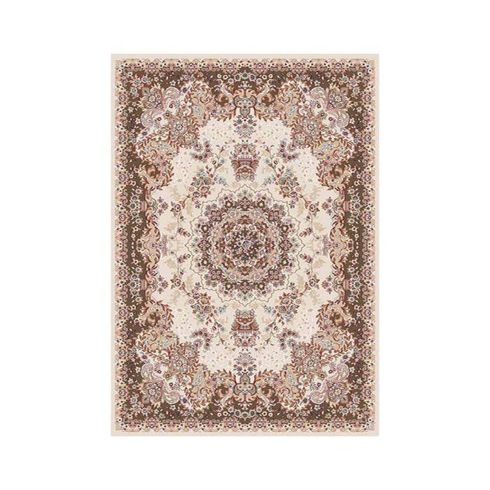 Ковёр Хит-Сет ПП SHAHREZA_d211, 2,8*3,7, прямоугольный, CREAM-BROWN MР