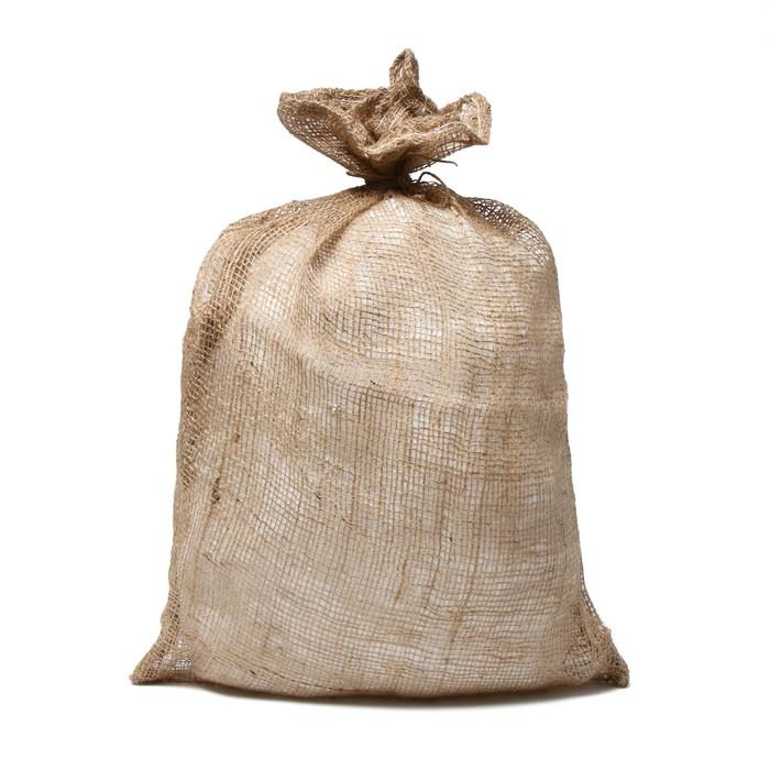 Мешок джутовый, 44 × 69 см, плотность 190 г/м², «Урожайный»