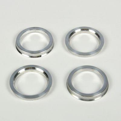 Алюминиевое центровочное кольцо, диаметр наружний 67,1 мм, внутренний 54,1 мм, набор 4 шт.