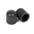 Колпачок для вентилей, черный, пластиковый