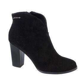Ботинки женские арт. 9700-0 (черный) (р. 40)