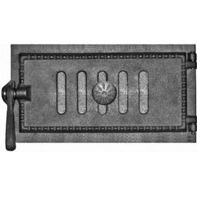 Дверка поддувная уплотнённая ДПУ-3 Рубцовск 340х190х111 крашеная
