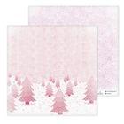 Бумага для скрапбукинга «Волшебная зима», 30,5 × 30,5 см