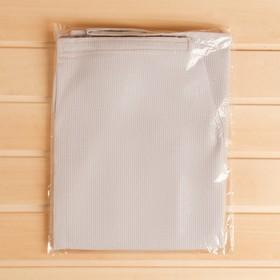 """Килт для бани и сауны """"Добропаровъ"""", 150х75 см, мужской, хлопковый, микс"""
