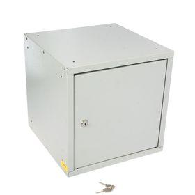 Шкаф металлический модульный, 1 замок 'Cam lock' Ош