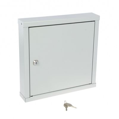 Шкаф металлический, ключница на 62 ключа
