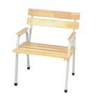 Кресло из сосны