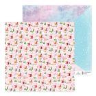 Бумага для скрапбукинга «Сладкая зима», 30,5 × 30,5 см 180 гр/м
